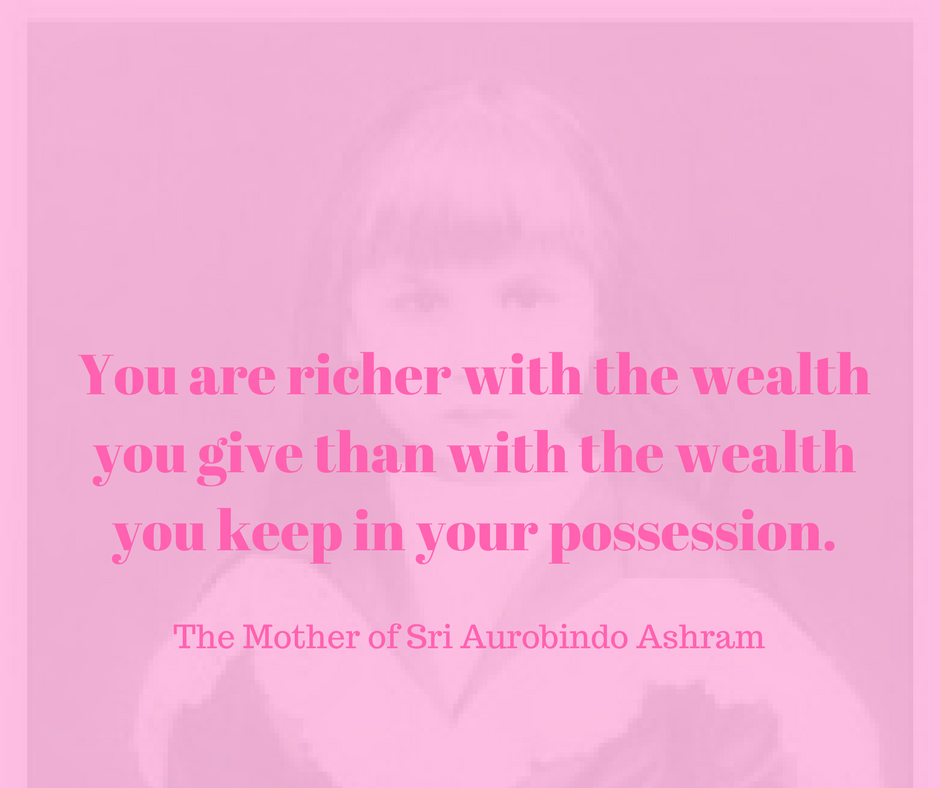 You are richer with the wealth you give than with the wealth you keep in your possession..png