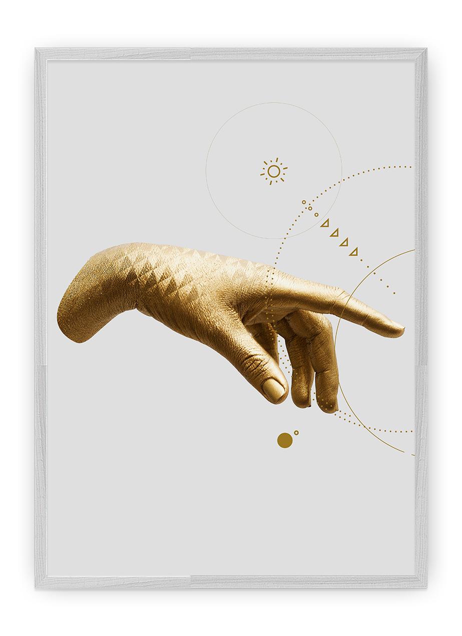 Born - 2017 R$ 280,00   Tamanho - 42 x 29,7 cm Técnica - Fotografia e Pintura Impressão Fine Art em papel Photo Fibre Matte 200g Hahnemuhle. Acabamento fosco.   Moldura apenas ilustrativa, o trabalho é enviado sem a moldura.    Sedex não incluso no valor.