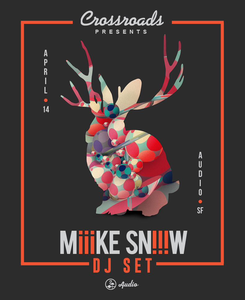 Miike Snow (DJ Set) - April 14