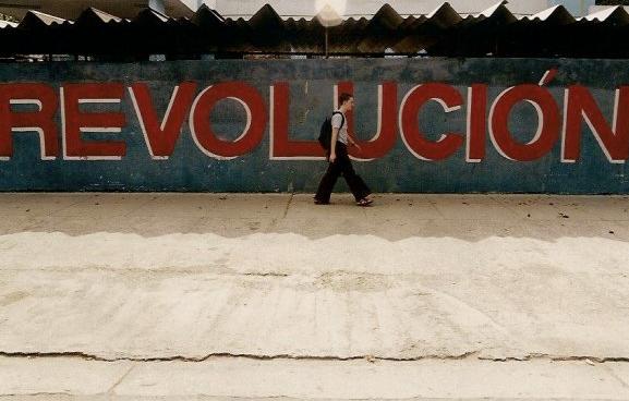 Photograph by Joel Deane, 2001.