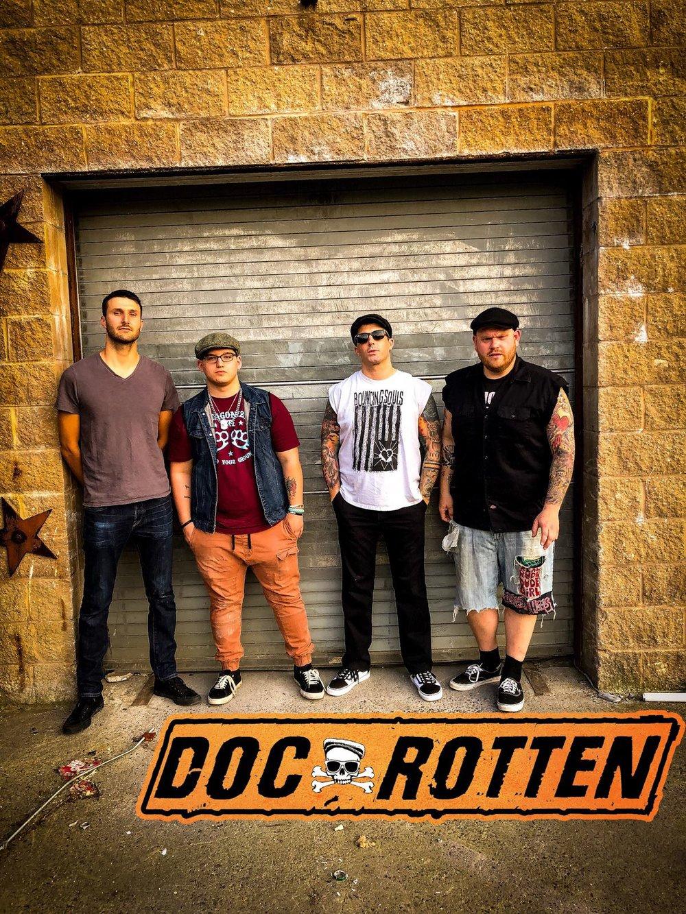 Doc Rotten ~ 8:15pm