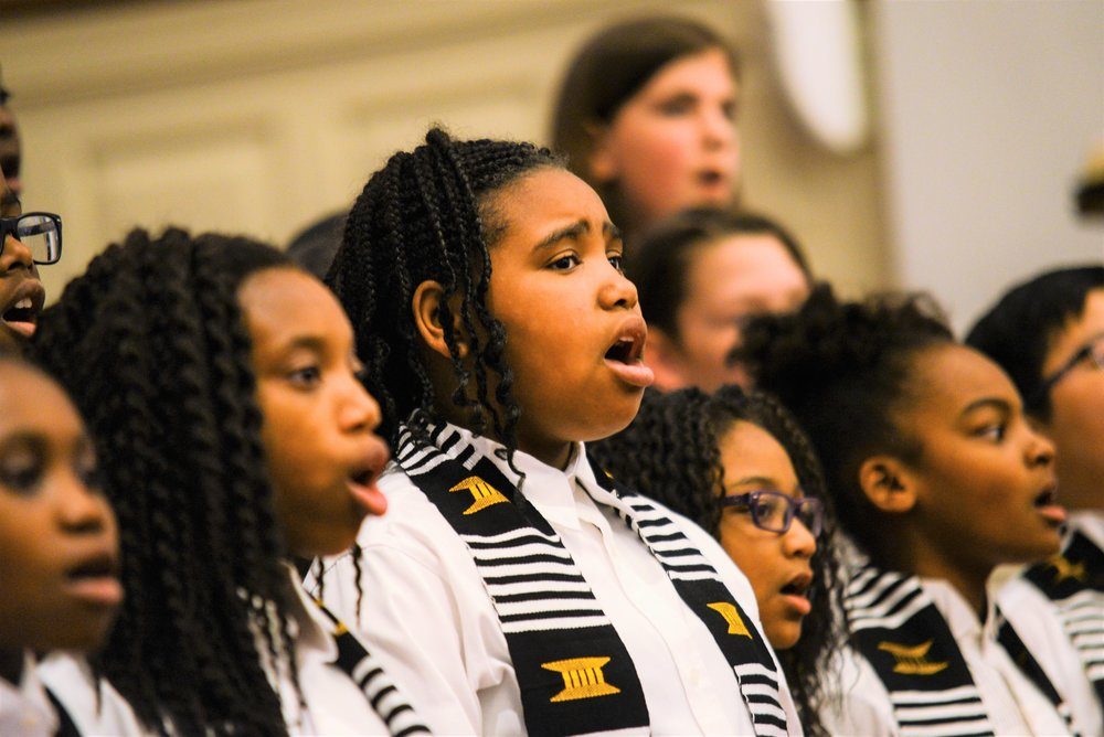 Trenton Children's Chorus ~ 3pm