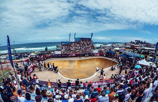 Stoked for @abcskate_ finals today! Tune into the livestream at their FB page! PC @deantirkot
