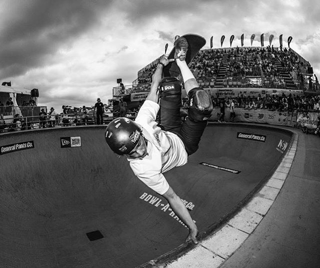 Fallguy back in Bondi!  @bowl_a_rama  Thanks for the pic @deantirkot!