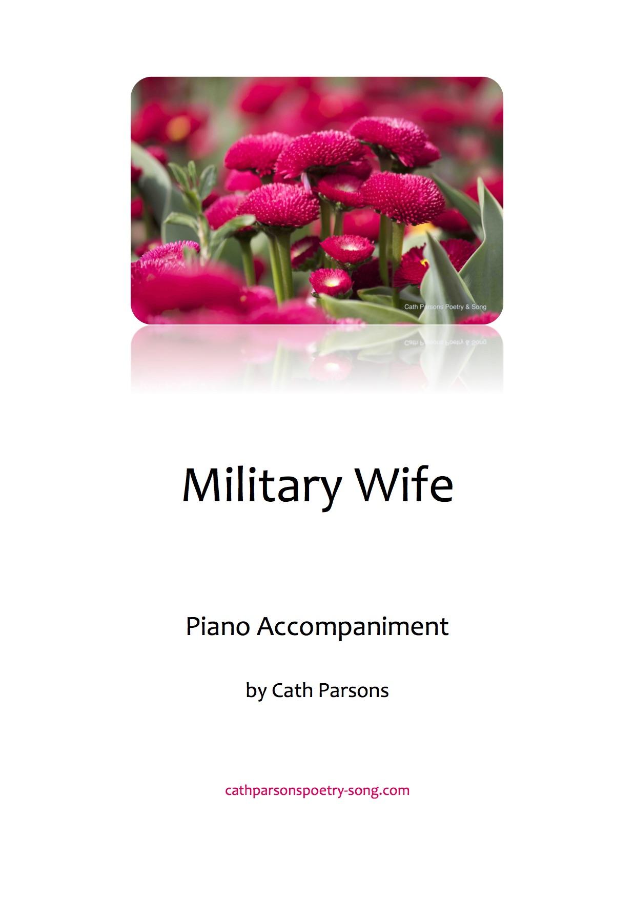 Military Wife Instrumental - FREE DOWNLOAD - Sylvia Wang