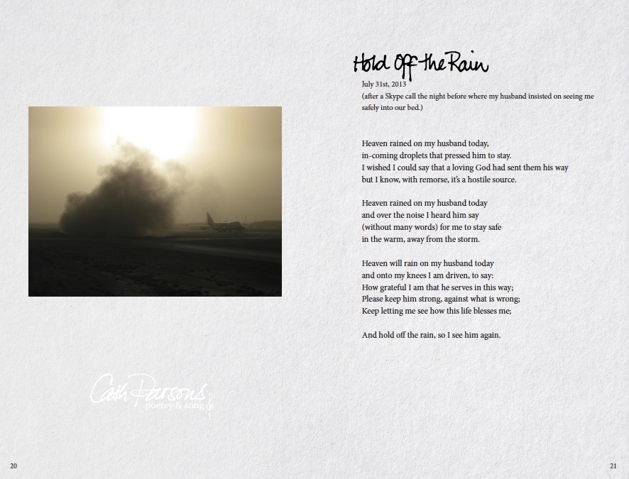 *NEW Hold Off the Rain - PDF download