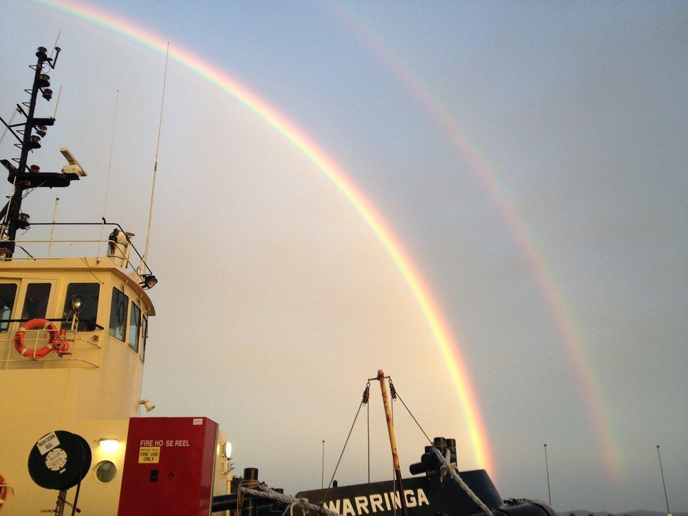 Warringa Rainbow.JPG