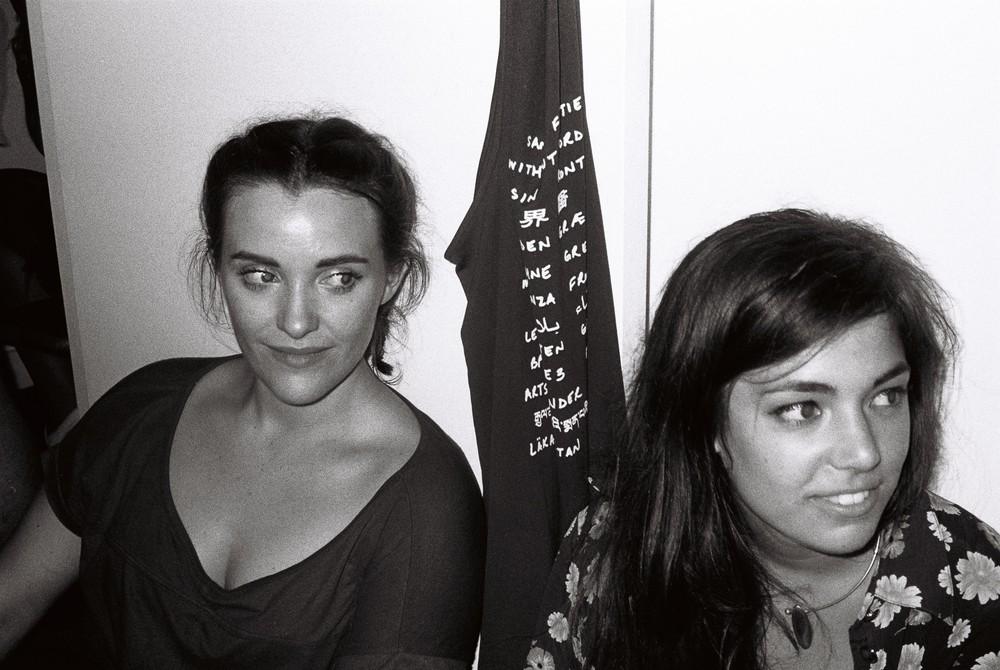 Annie & Amanda