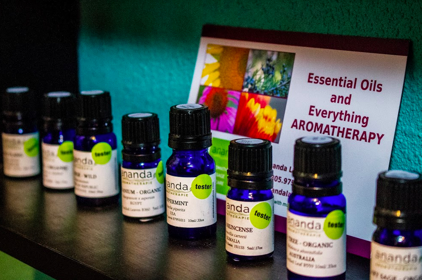 Tahoe Made Ananda Essential Oils -