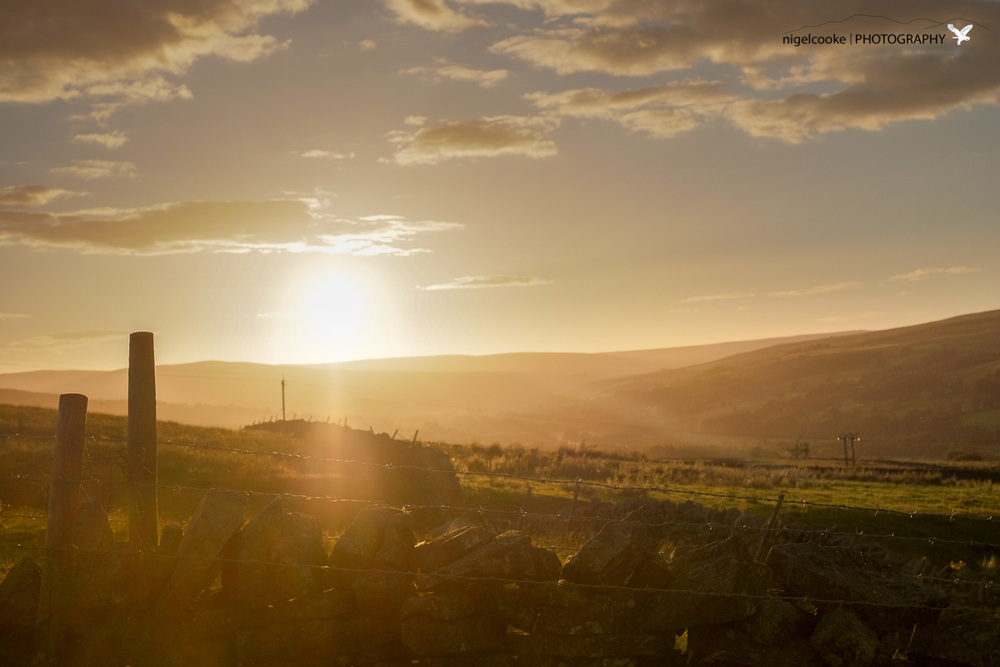 Evening in the Pennines