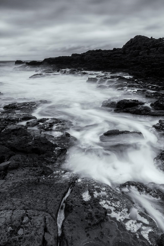 Incoming Tide - Dammit, the long exposure cliche