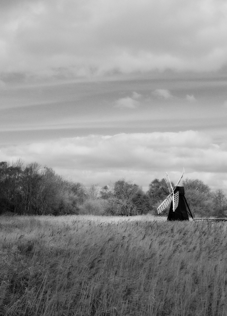 Wicken Fen Windpump, 2014
