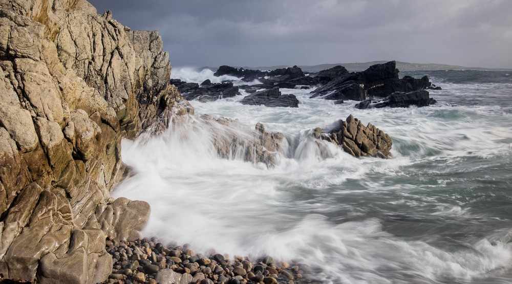 Hitting the Wall (Inishowen, Donegal)