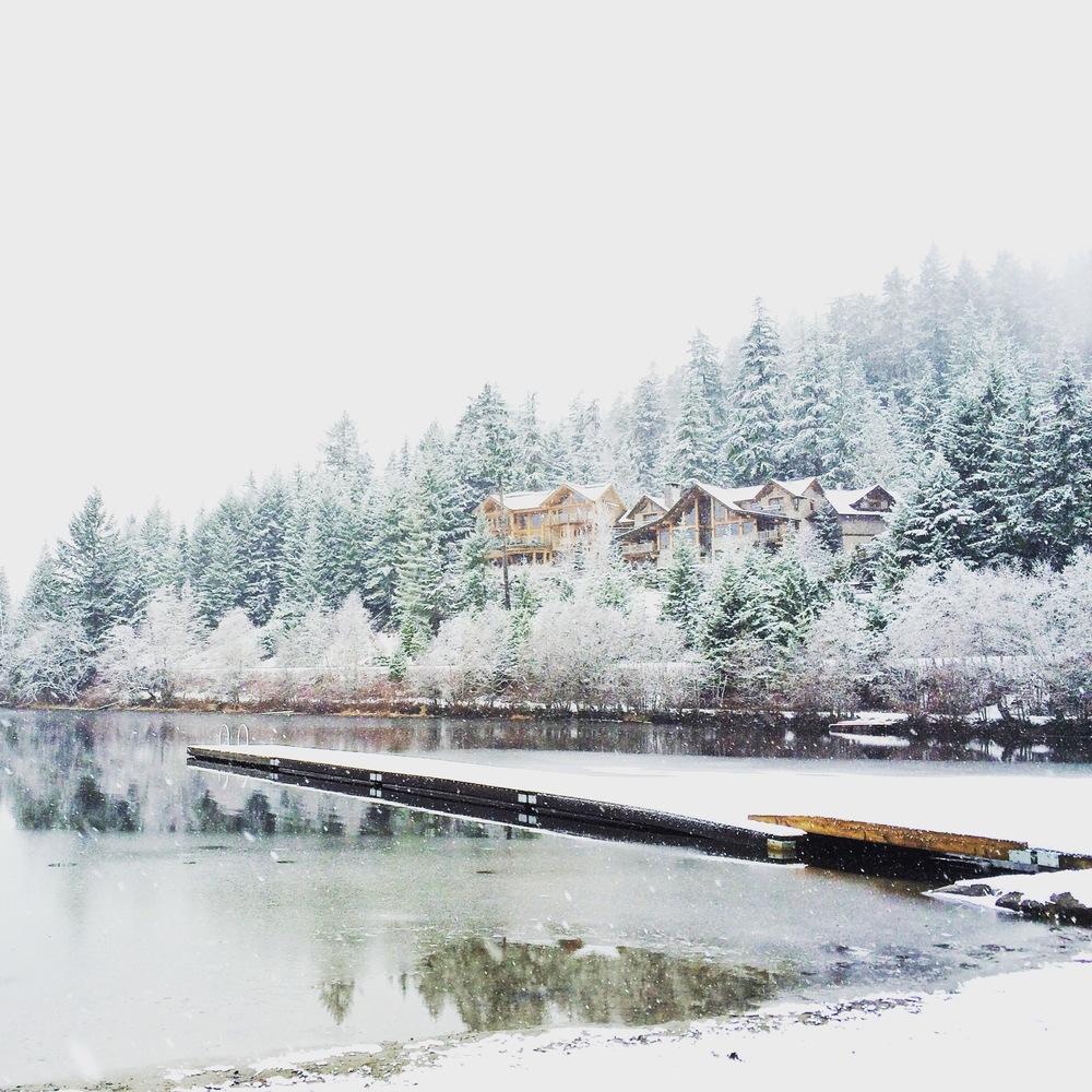 Creekside, Whistler
