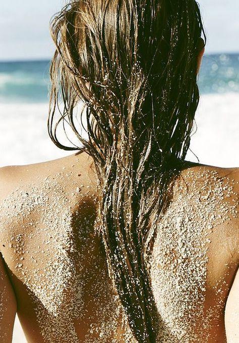 Sandy Hair