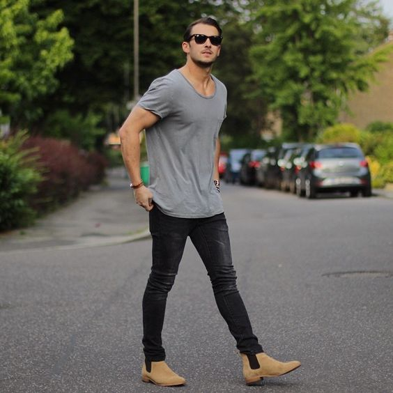Man - Street Style