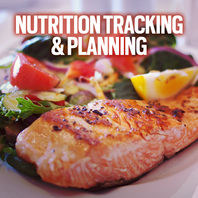 Nutrition Tracking and Planning