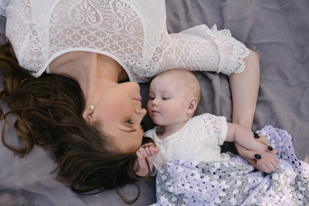 Mom and Baby, Lace dresses, Jessica Leanne Photography