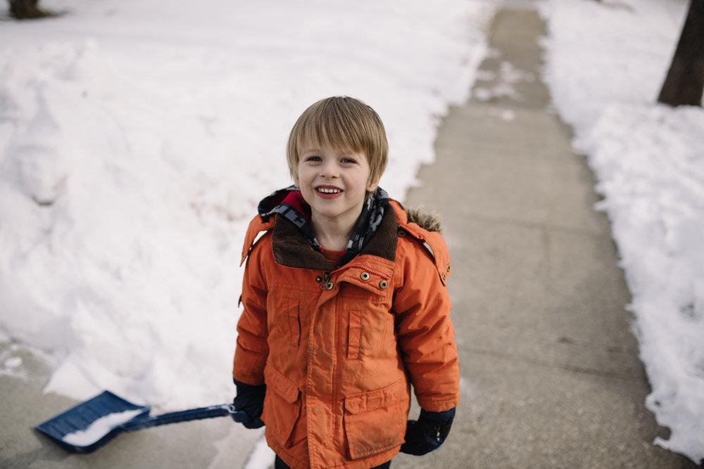 snow walk, winter photography