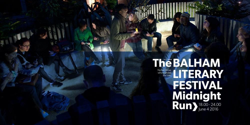 The Balham Literary Festival. Jun. 4 dc308bf60