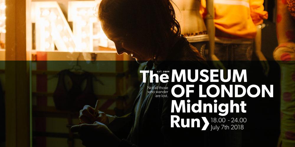 The Museum Of London Midnight Run e91e1e56d