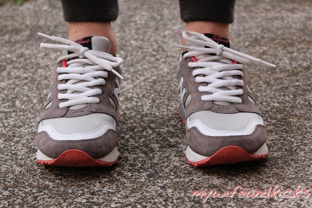 cheap for discount e3a82 03979 On Feet: New Balance x Staple