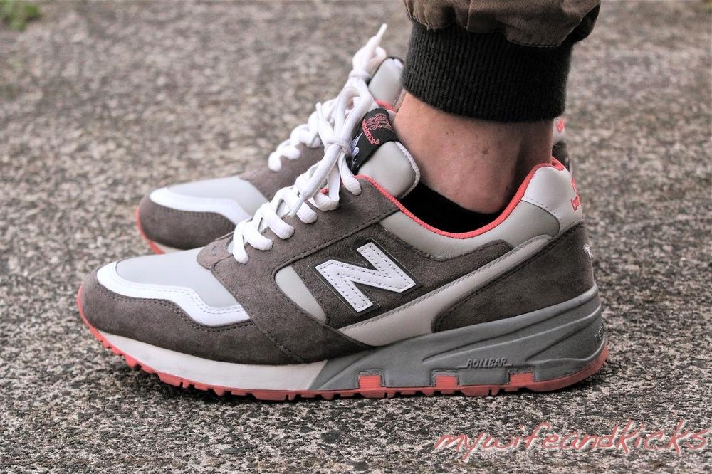 new style 6dde0 42fb4 Tags: 575, New Balance, On Feet, grey pigeon. staple, m575jp