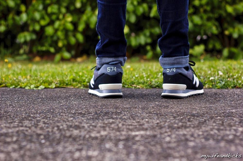 low priced 4d62f 6d7f1 On Feet: New Balance 574 Pennant — MW&K