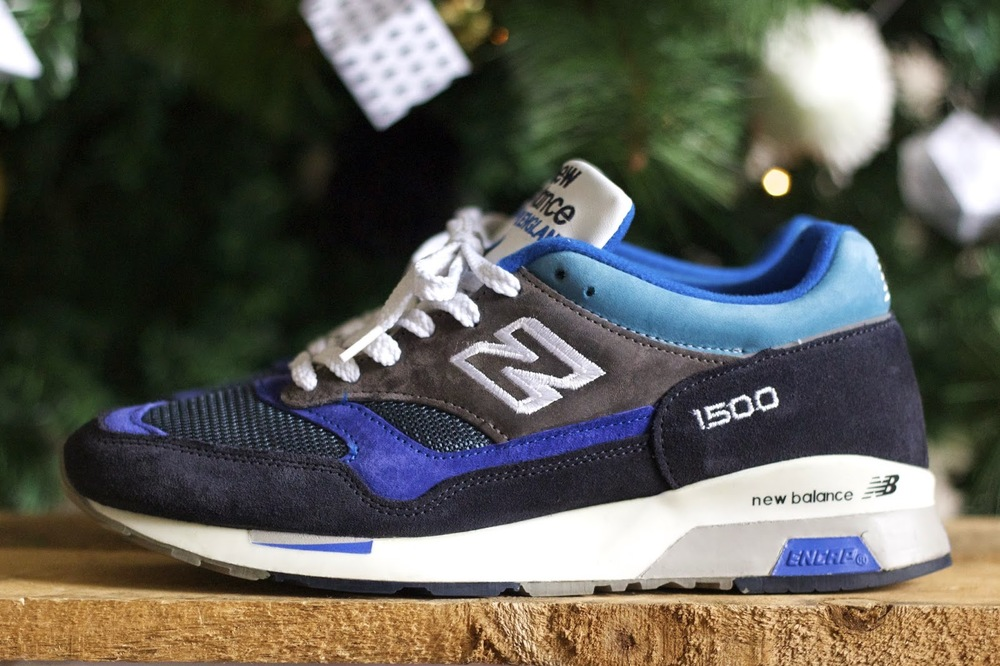 best sneakers b7a32 3f9f4 Christmas Pick Up: New Balance 1500 x Hanon