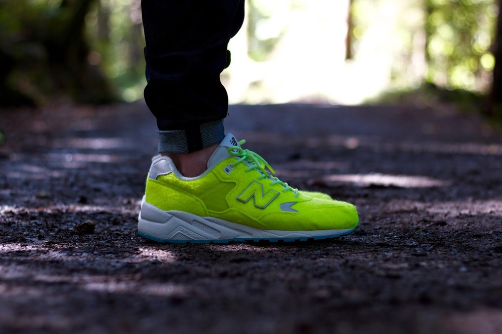 sale retailer 5c20d 560cf On Feet: New Balance x Mita Sneakers 580