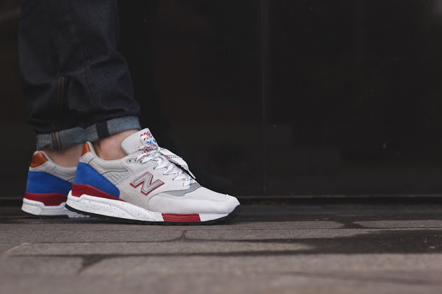 ??????? new balance 998 on feet