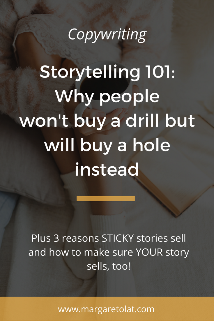 How to sell your services with storytelling