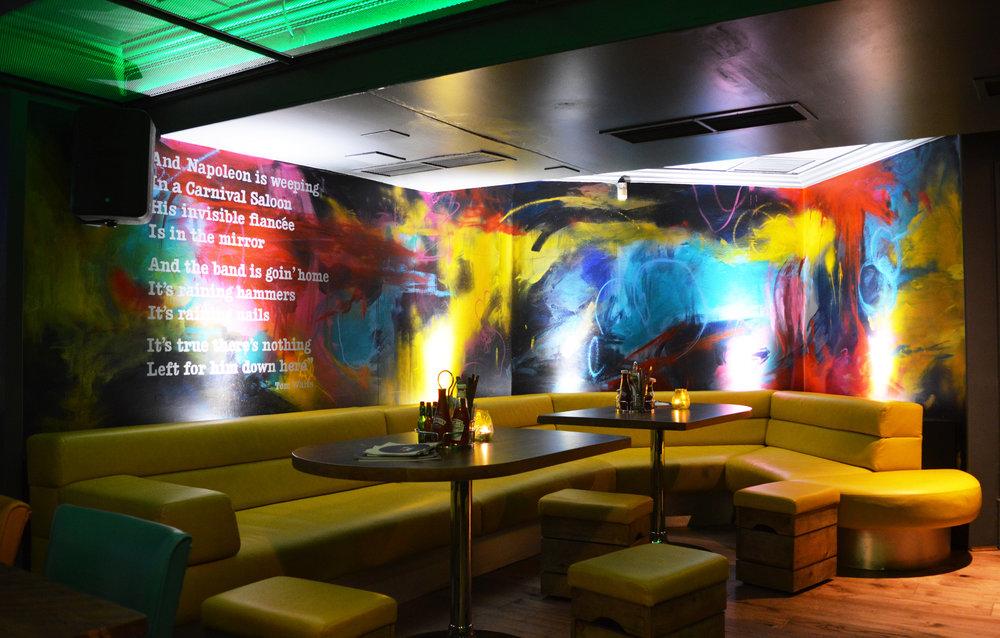Hy Brasil Music Bar, Bristol