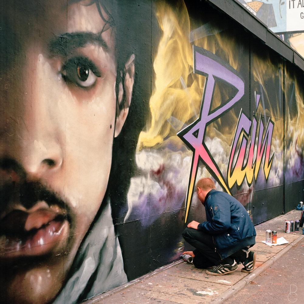 Prince (Detail)