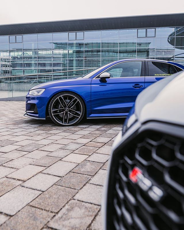 I think I need one now 😬 @audi_de @audirs3_ttrs_club @audisport @rs3.addict #audi #audisport #audiclubsport #audideutschland @m.amg.rs @audi_rs3_8v @carlifestyle