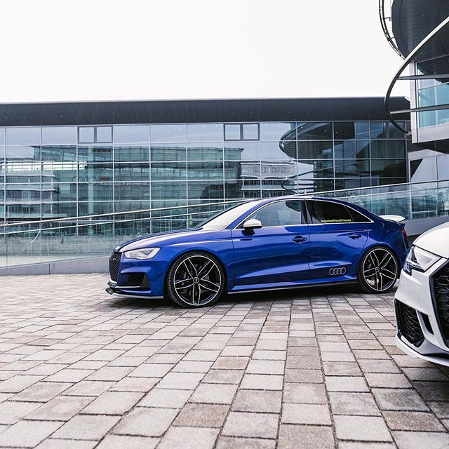So here is my new video I filmed a few weeks ago at the @audirs3ttrsclub meet in Regensburg & Ingolstadt. Full Video is online on YouTube, klick the link in my bio 🙌🏼 @audi_de #audideutschland #audisport #hypebeast #highsnobiety #minimalmovement #amazingcars247