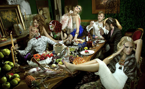 22_The dinner party - for Belle Mode Magazine Photography - Shani Kagan.jpg