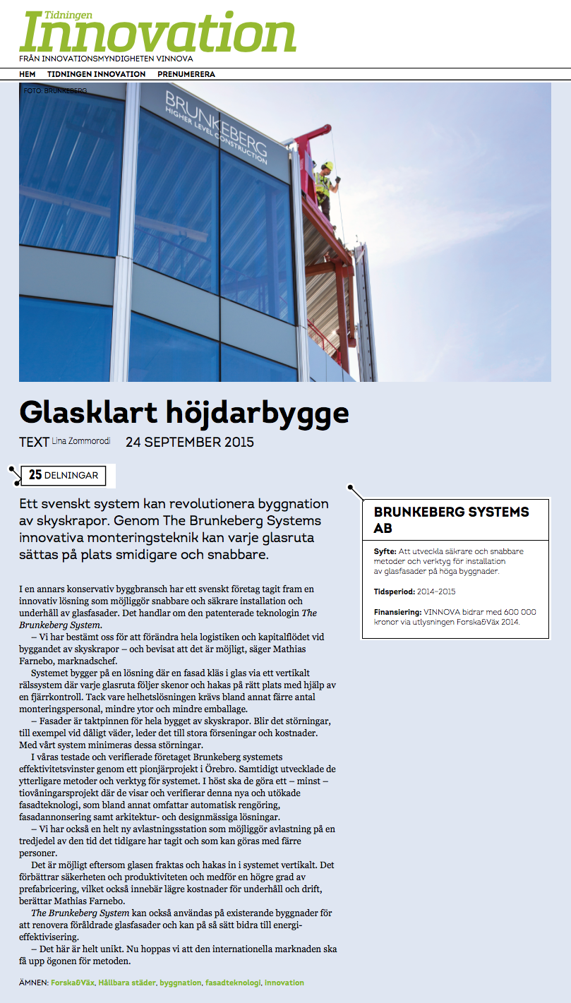 Source:  www.tidningeninnovation.se
