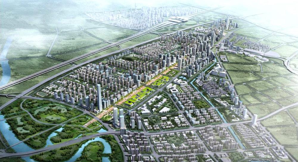 Nanjing South New Plan