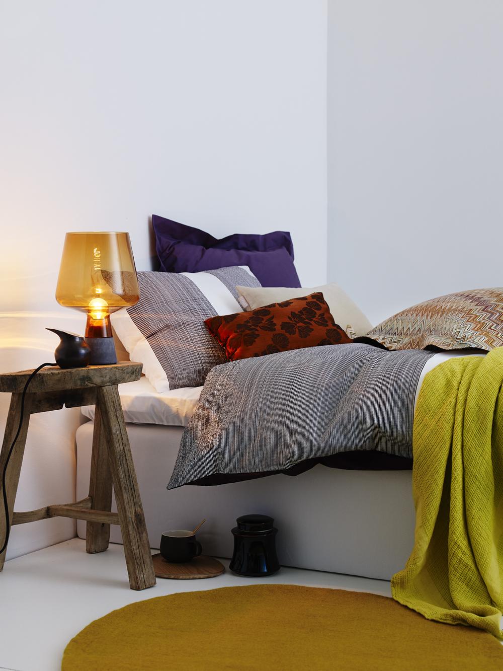 Elle decoration filippa egnell for Elle decoration bed linen