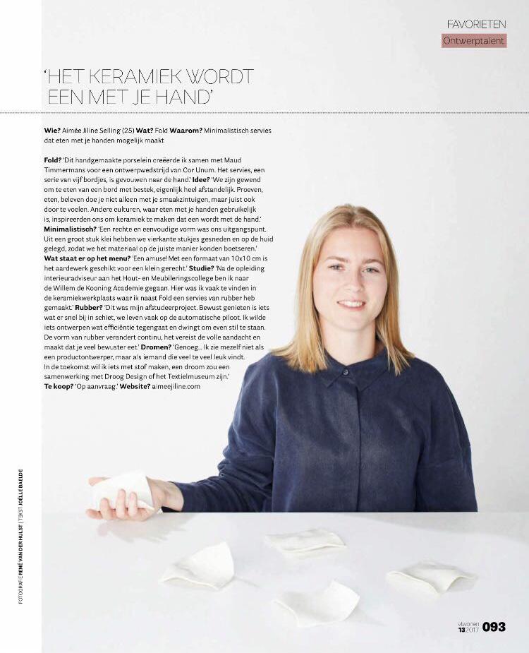 Vtwonen publication December, 2017