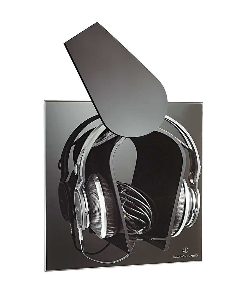 Headphone Gallery Black