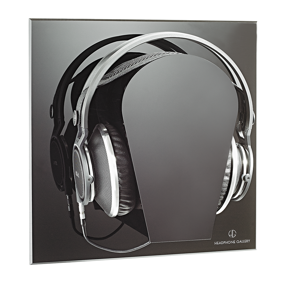 Headphone Gallery Schwarz