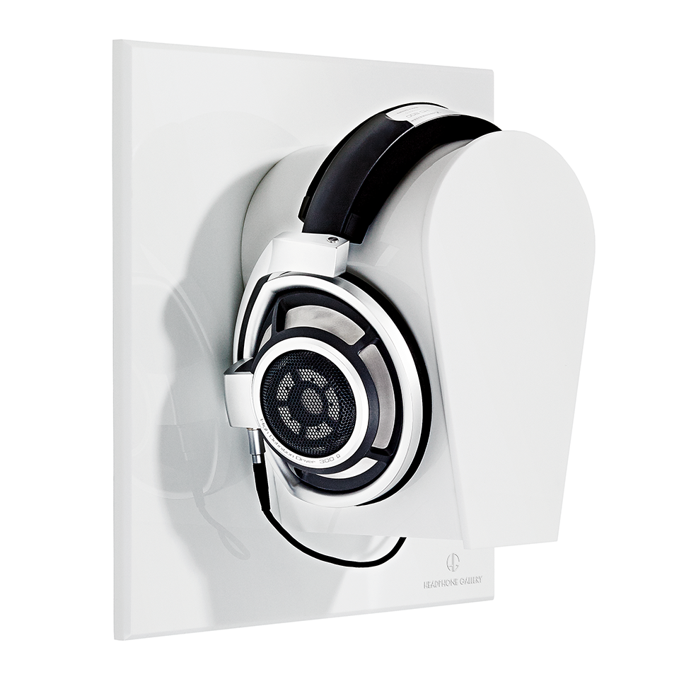 Headphone Gallery White