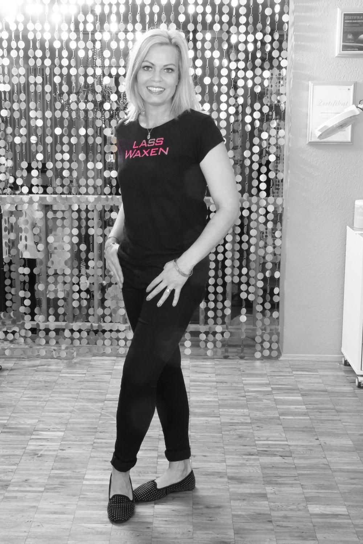 Sarah Clausen-Gundelach, Inhaberin LASS-WAXEN