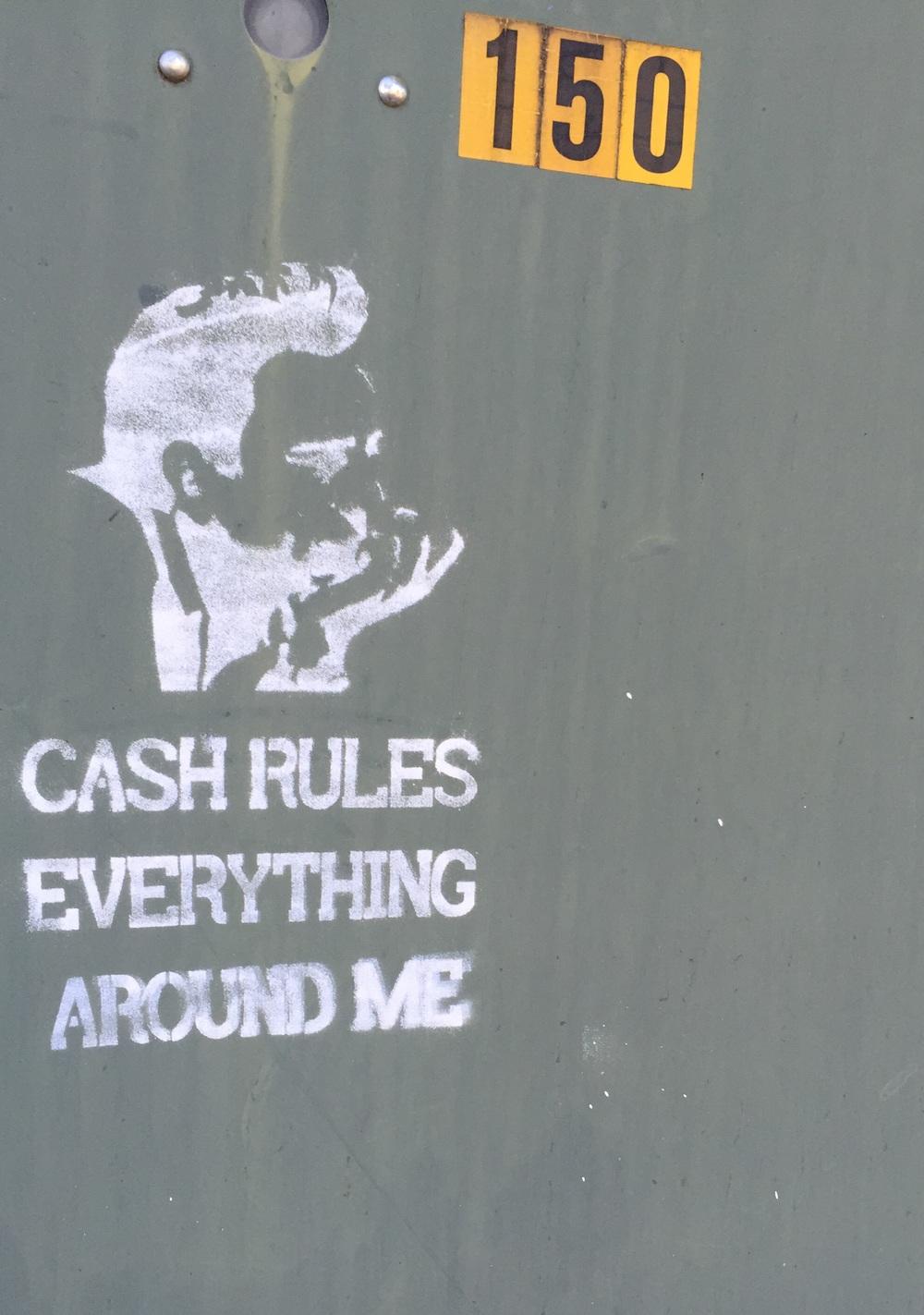 Method Street Art