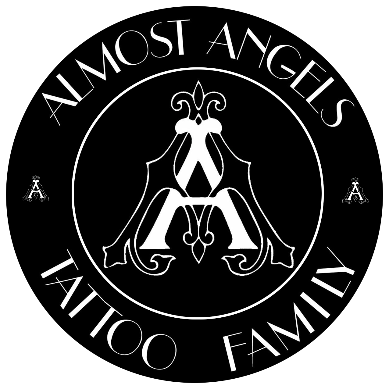 Almost Angels Tattoo Family