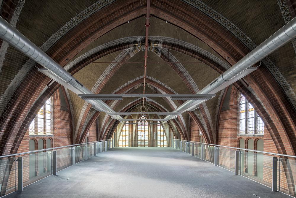 Herbestemming St Annakerk Breda