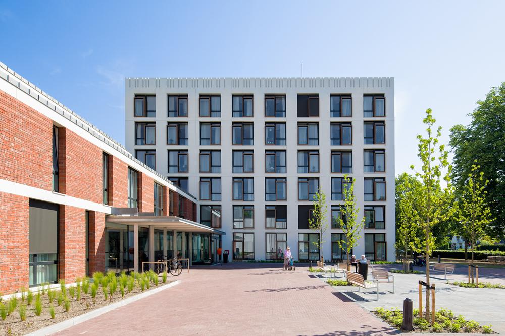 Zorgcentrum Huize Rosa Nijmegen (1965)