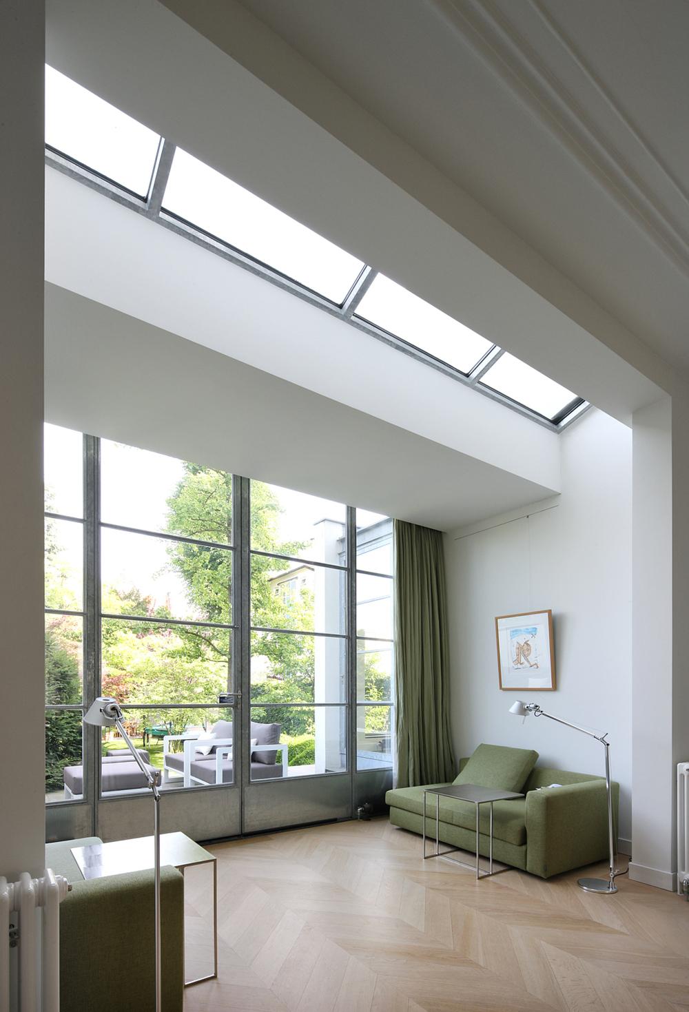 Villa van architect W.C. van Goor, Rotterdam